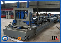 ساخت آسان CZ Steel Purlin Making Roll Forming Machine